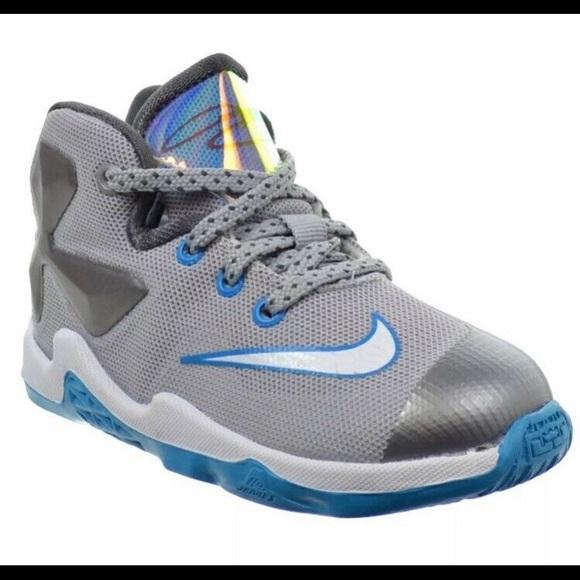 Nike Shoes Lebron James Xiii 13 Toddler Poshmark